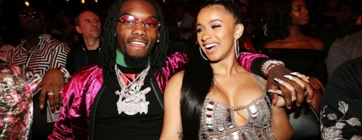 Image: Congrats! Cardi B and Offset Get Engaged
