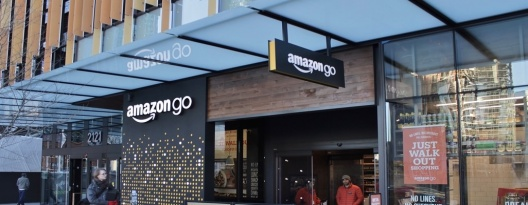 Image: Amazon Opens Cashier-less Store