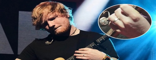 Image: Is Ed Sheeran Married?