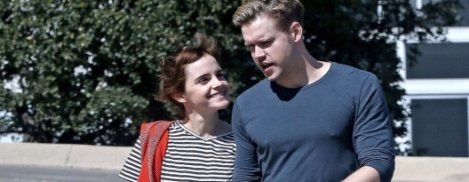 Image: Are Emma Watson and Chord Overstreet Dating?