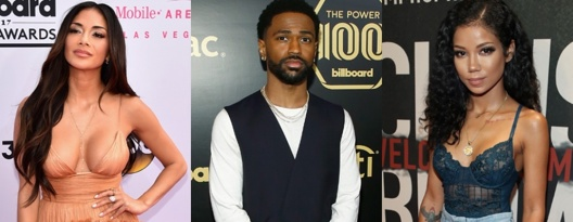 Image: Jhene Aiko Shuts Down Cheating Rumors About Rapper Beau, Big Sean