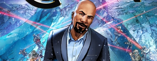 Image: Check Out 'Caster' Comic Featuring Rapper Common