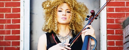 "Image: Grammy-Winning Violinist/Producer Miri Ben-Ari is Back with New Single/Video, ""Quiet Storm"""