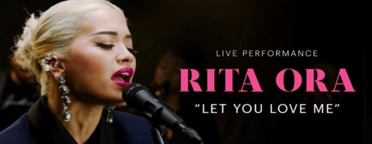 Image: Rita Ora Shares Exclusive Live Vevo Performance