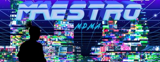 "Image: Atlanta's MDMA Drops New Single, ""Maestro"""