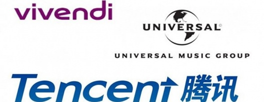 Image: Global Media Conglomerate Tencent Buys Portion of Universal  Music Group