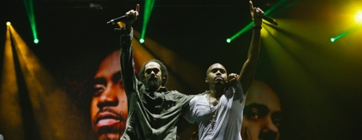 Image: Nas & Damian Marley Reunite for 10th Anniversary on 2020 Jamrock Cruise | New Cruise Added to Fill Demand