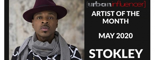 Image: Stokley Williams is The Urban Influencer's Artist of the Month (May 2020)