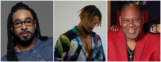Image: Urban Influencer Radio (Ep. 40) ft. Musical Artist Zacc P, Singer/Songwriter/Actor/Model Deon Robertson, and Radio Personality Juan Castillo