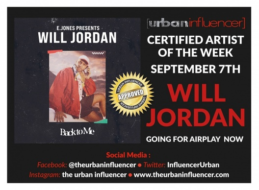 Image: Will Jordan - Certified Artist of the Week