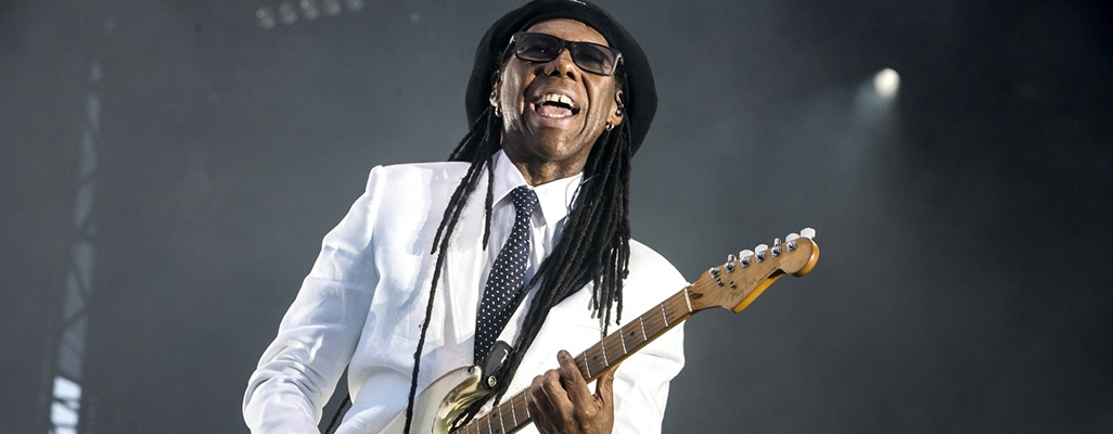 Image: Nile Rodgers Optimistic About Cancer Surgery Recovery