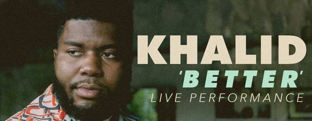 Image: Khalid Performs 'Better' for Vevo