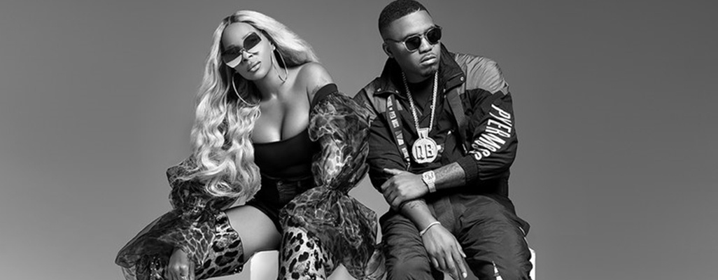 Image: Both Mary J. Blige and Nas are 'Thriving' On New Song