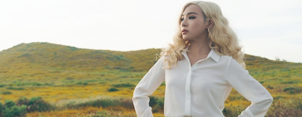"Image: Tiffany Young  Releases ""Runaway"" (Korean Remix)  ft. Babyface & Chloe Flower"