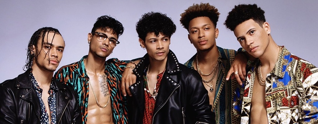 Image: B5 Is Back and Riding On a 'Wave'