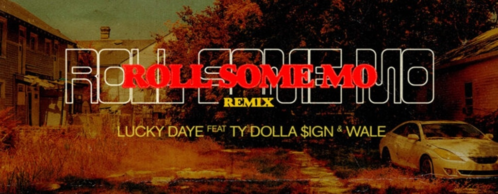 Image: Lucky Daye Enlists Ty Dolla $ign and Wale for 'Roll Some Mo (Remix)'