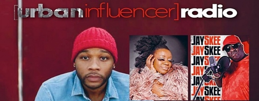 Image: Urban Influencer Radio (Ep. 33) ft. Gene Noble, Hil St. Soul, and Jayskee!